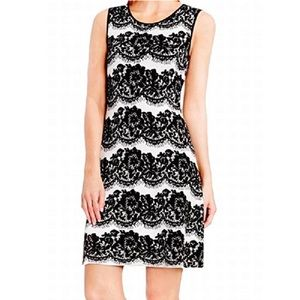 💕new w/o tag Vince Camuto floral print dress